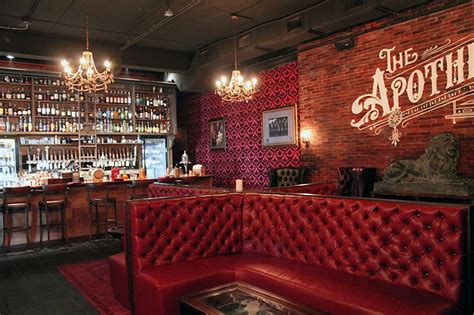 room 13 chicago apothecary 330 is fort lauderdale s new secret cocktail bar that s serving up more than 300