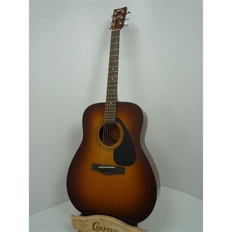 Yamaha Accoustic Folk Guitar F310 Tbs ex demo yamaha f310 acoustic band guitar tobacco brown sunburst tbs f 310
