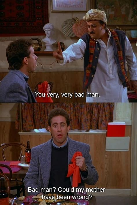 Seinfeld The by When You Re In Comedy Always Come Up A By Jerry