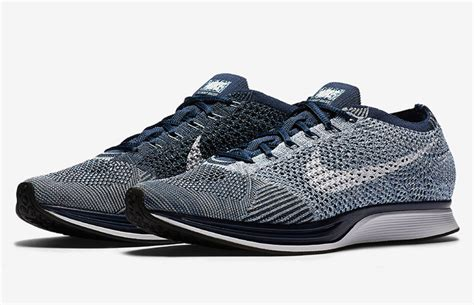 Sepatu Terlaris Nike Flyknit Racer 10 the nike flyknit racer emerges in a blue tint colorway