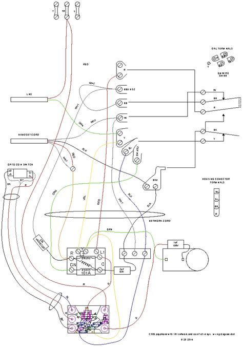payphone wiring diagram 28 images payphone handset