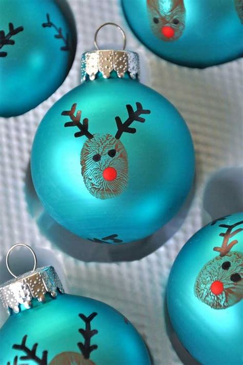 easy kid ornaments top 38 easy and cheap diy crafts can make