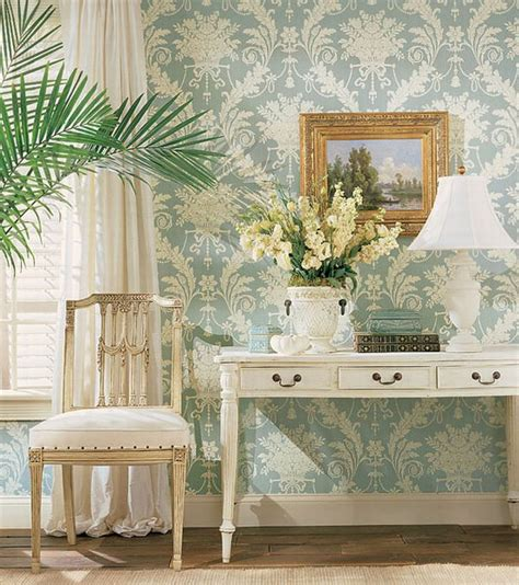 french country interior design design interior french country bright blue retro floral