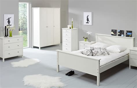 contemporary white bedroom furniture simple modern white bedroom furniture set photo 5