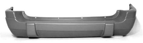 2003 Jeep Grand Rear Bumper 2003 2004 Jeep Wagoneer Size Grand
