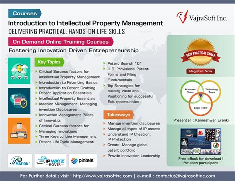 The Handbook Of Business Valuation And Intellectual Property Analysis infographic