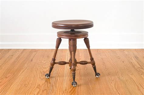 Used Piano Stool by Clawfoot Piano Stool Homestead Seattle