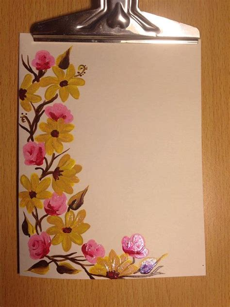 Card Painted 16 best images about bouquet painting on watercolors painting on canvas and