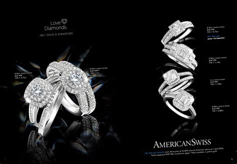 american swiss engagement rings and prices