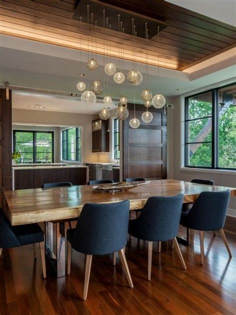 modern dining room best 25 dining table lighting ideas on dining