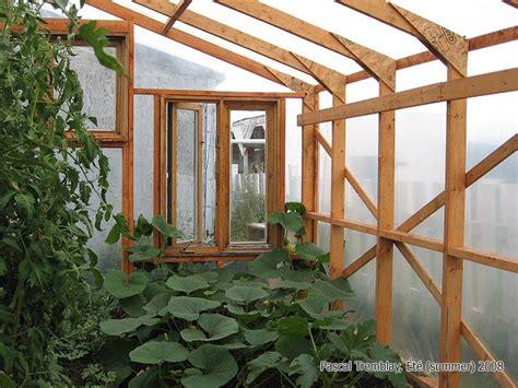build small greenhouse diy plastic lean