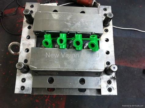 plastic injection ppr mould for fitting mould xsj ppr