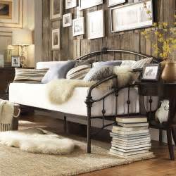 Daybed frame twin size antique bronze bed french furniture ebay