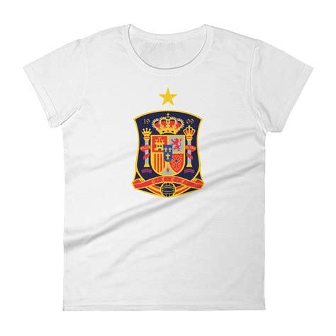 T Shirt Spain 1 spain national soccer team s t shirt futball designs