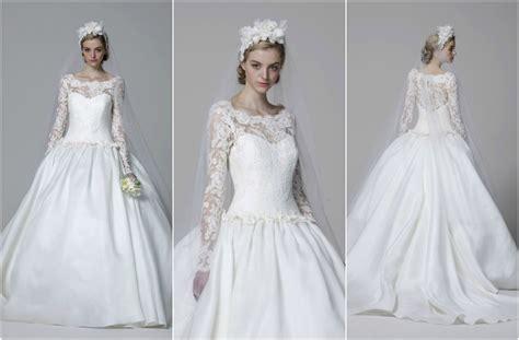 ver imagenes de vestidos de novia con manga tendencias 2013 vestidos de novia con manga larga
