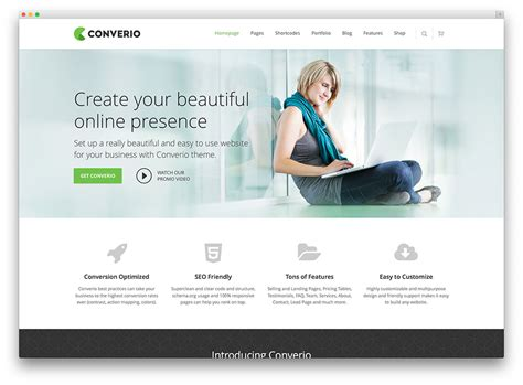 Wordpress Themes Computer Consulting | 20 best business consulting wordpress themes 2018 colorlib