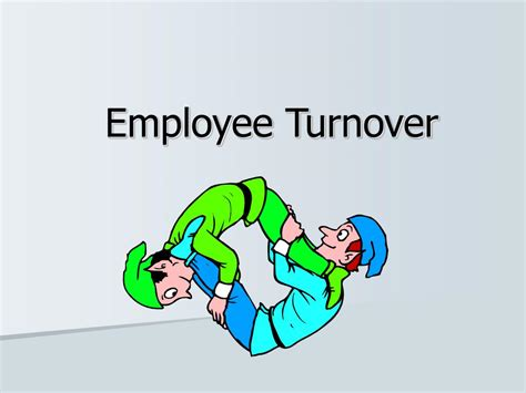 Employee Attrition Project Mba by Ppt Employee Separation Retention Management