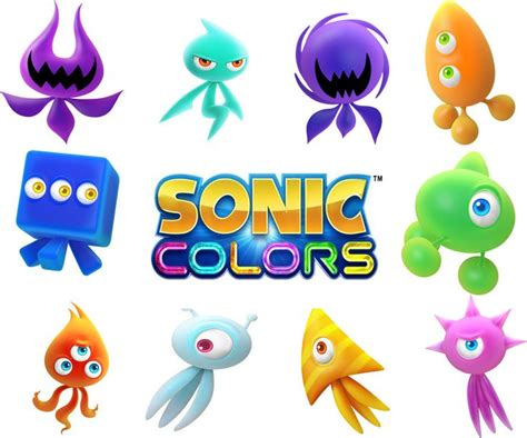 sonic colors wisps 17 best images about diego and sonic and wisps on