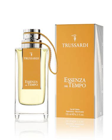 essenza tempo trussardi perfume a fragrance for