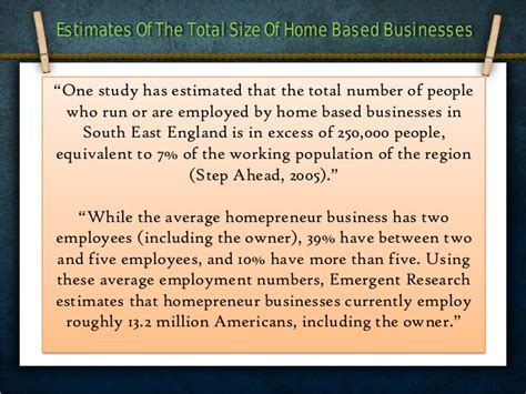 Part 3 Economic Importance Of The Home Based Business Part 3 Economic Importance Of The Home Based Business