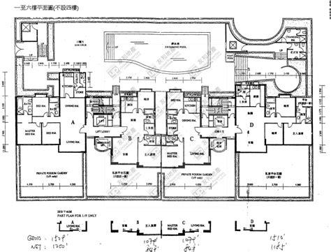 bca floor plan 友和地產