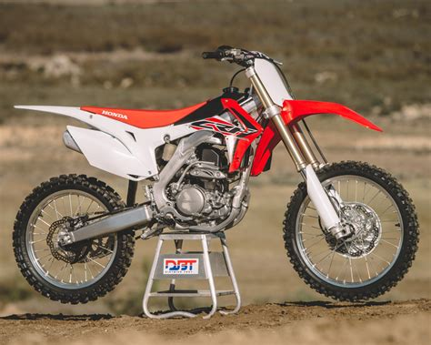 Honda 250 Dirt Bike by 2016 Honda Crf250r Dirt Bike Test