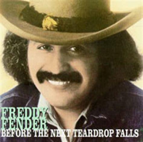 Tex Mex Bebop Kid Freddy Fender Dies 2 by Steve S Dead Rock 2006