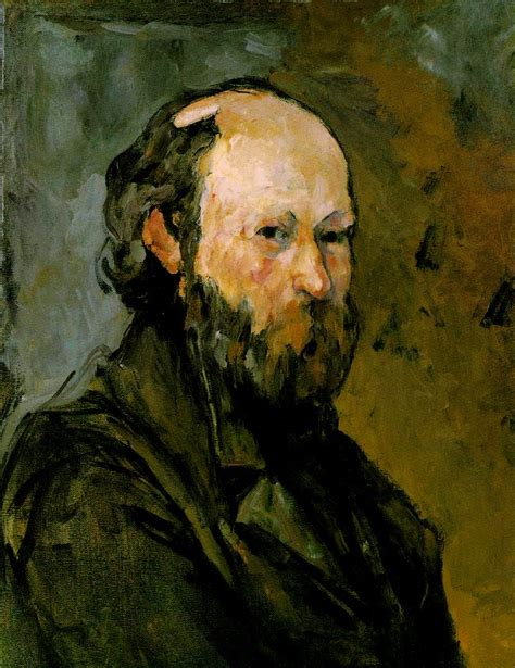 czanne portraits cezanne paul self portrait
