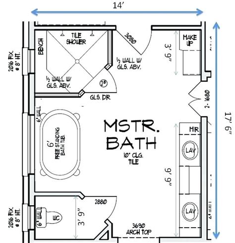 10 x 9 closet floor plans bathroom 8 x 8 layouts home and decoration