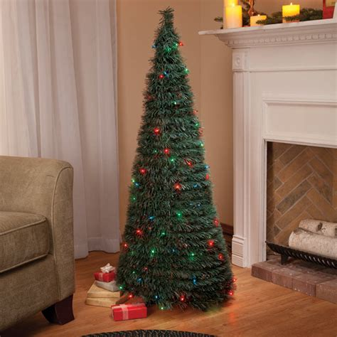 pull up trees with lights pull up tree with multi function lights kimball