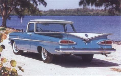 Home Paint Schemes Interior 1959 chevrolet el camino styling howstuffworks