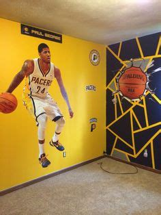 pacers room 1000 images about brandon s room on indiana pacers boy bedrooms and acrylic table