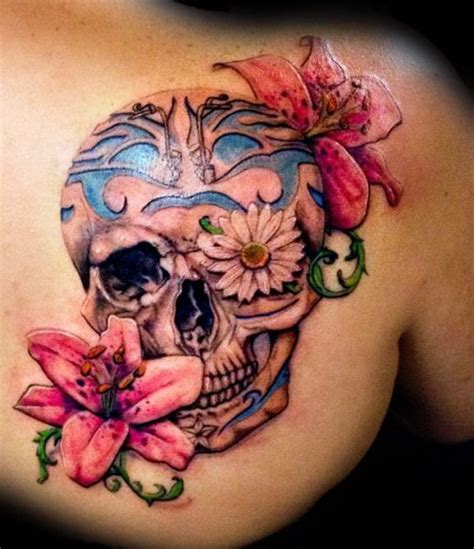 flower tattoos popular tattoo designs flower wallpaper fotos de tatuagem da caveira mexicana fotos de tatuagens