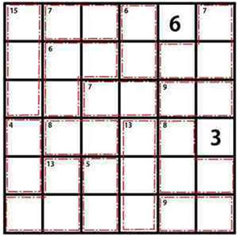 printable killer sudoku easy printable killer sudoku