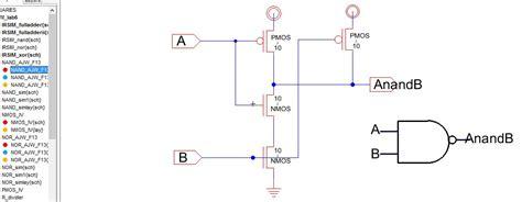 or gate schematic diagram 2 input nand gate wiring diagrams wiring diagram schemes