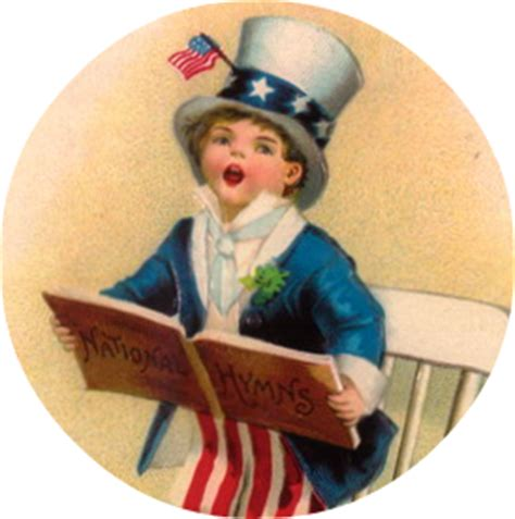 free yankee doodle free clip from vintage crafts 187 flag day