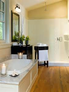 Southern Living Bathroom Ideas Southern Living Idea Home Tropical Bathroom Charleston By Authentic Pine Floors Inc