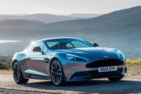 Aston Martin Vanquish and Vantage replacements coming before 2018