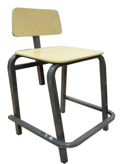 Lab Stool With Back by Lab Stool School Stool