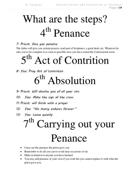Act Of Contrition Worksheet by Catholic Reconciliation Worksheets Pictures To Pin On