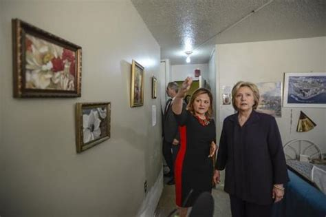section 8 apartments in harlem hillary visits run down harlem apartments vows to fight