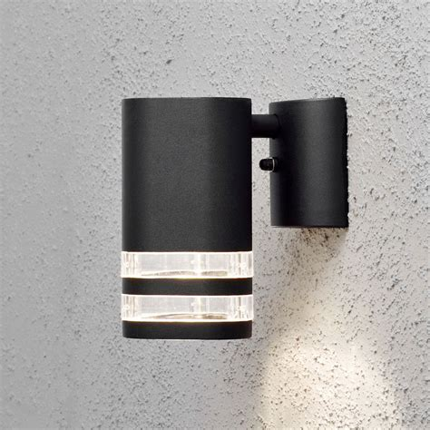 Konstsmide Outdoor Lights Konstsmide 7515 750 Modena Matt Black Outdoor Wall Light