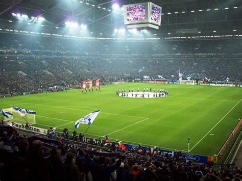 schalke pazari gelsenkirchen panoramio photo of gelsenkirchen veltins arena