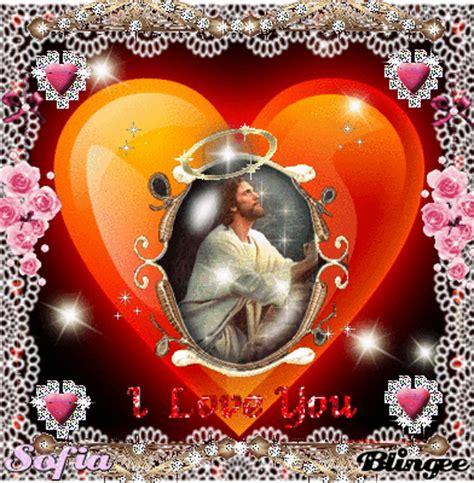 imagenes de amor para jesus el amor jesus fotograf 237 a 100149261 blingee com