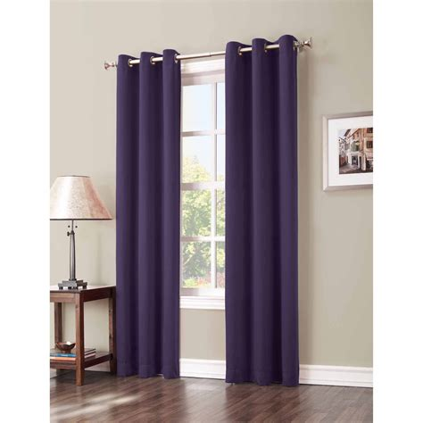 blackout window curtains eclipse kenley blackout window curtain panel multiple