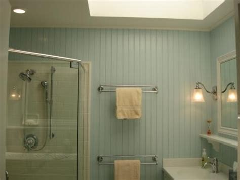 Beadboard Wainscoting Bathroom Beadboard Bathroom Ideas Beadboard Bathroom Wall Ideas