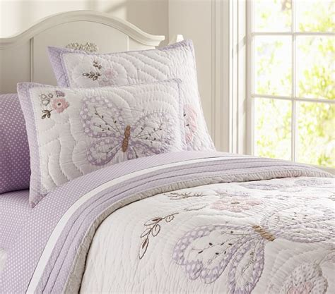 bedding barn gabrielle quilted bedding pottery barn kids
