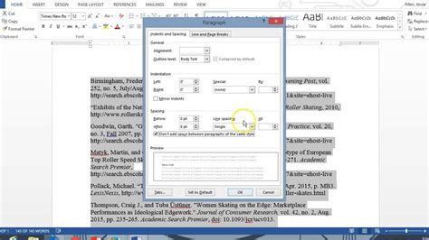 mla  basic format  works cited page youtube