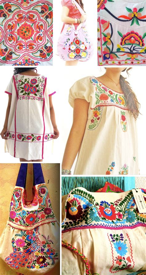 pattern observer pinterest street patterns mexican embroidery from the pattern