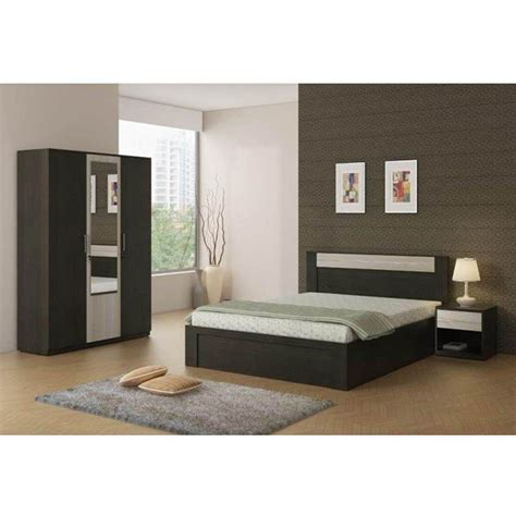 bedroom sets online india spacewood delta queen size bedroom set buy spacewood
